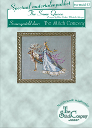 Materiaalpakket The Snow Queen - The Stitch Company