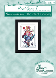 Materiaalpakket Royal Games I  - The Stitch Company