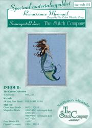 Renaissance Mermaid - The Stitch Company