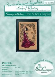 Materiaalpakket Lady of Mystery - The Stitch Company
