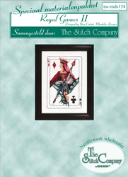 Materiaalpakket Royal Games II - The Stitch Company