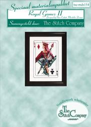 Materiaalpakket Royal Games II - The Stitch Company