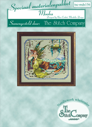 Materiaalpakket Mooka - The Stitch Company