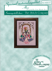 Materiaalpakket Alice - The Stitch Company