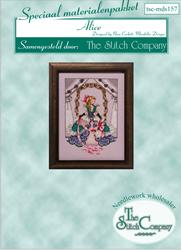 Materiaalpakket Alice - The Stitch Company
