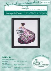 Materiaalpakket Zelda - The Stitch Company