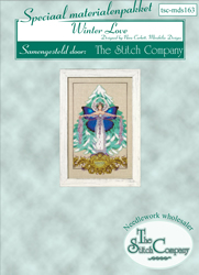 Materiaalpakket Winter Love - The Stitch Company