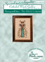 Materiaalpakket Cathedral Woods Goddess - The Stitch Company