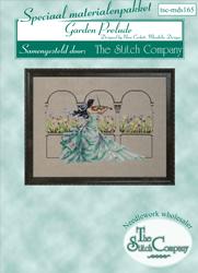Materiaalpakket Garden Prelude - The Stitch Company