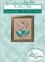 Materiaalpakket The Baker's Wife - The Stitch Company