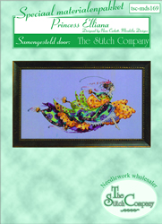 Materiaalpakket Princess Elliana - The Stitch Company
