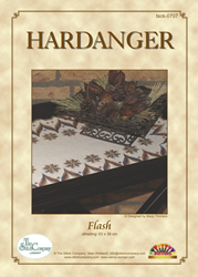 Hardangerpatroon Flash - The Stitch Company