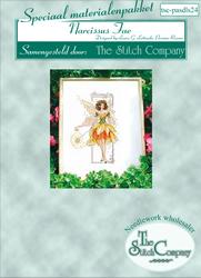 Materiaalpakket Narcissus Fae - The Stitch Company