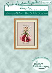 Materiaalpakket Rose Fae - The Stitch Company