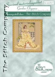 Materiaalpakket Garden Elegance - The Stitch Company