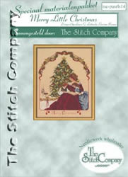 Materiaalpakket Merry Little Christmas - The Stitch Company