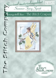 Materiaalpakket Summer Fairy Spirit - The Stitch Company