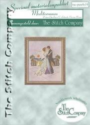 Materiaalpakket Mediterraneo - The Stitch Company