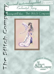 Materiaalpakket Enchanted Fairy - The Stitch Company