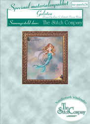 Materiaalpakket Galatea - The Stitch Company