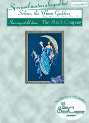 Materiaalpakket Selene, The Moon Goddess - The Stitch Company