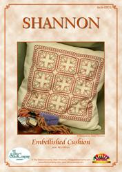 Hardangerpakket Shannon - The Stitch Company