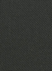Borduurstof Evenweave 28 count - Black 50 x 45 cm - Übelhör