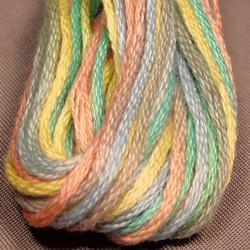 Streng 6-draads Baby Soft Pastel - Valdani