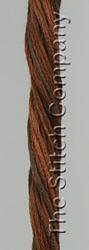 Streng 6-draads Chococate Brownies - Valdani