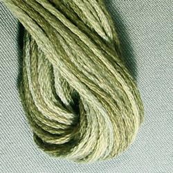 Streng 6-draads Faded Olive - Valdani