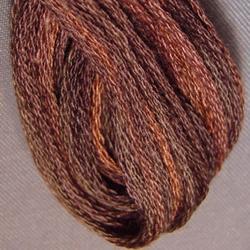 Streng 6-draads Brown - Valdani