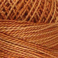 Bol Perlé #5 Washed Orange - Valdani