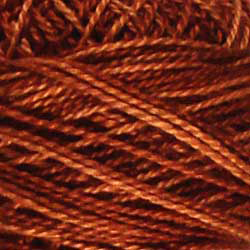 Bol Perlé #8 Rusted Orange - Valdani