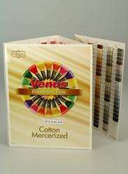 Kleurkaart - Venus