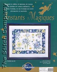 Borduurpakket L'herbier aux iris - Princesse