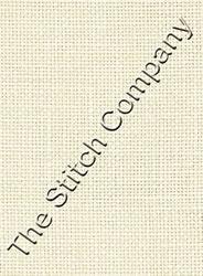 Borduurstof Cashel Linnen 28 count - Antique White 50x70 cm - Zweigart