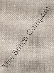 Borduurstof Cashel Linnen 28 count - Platinum - Zweigart