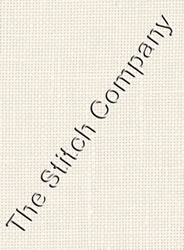 Fabric Belfast Linen 32 count - Antique White - Zweigart