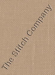 Fabric Belfast Linen 32 count - Light Mocha - Zweigart
