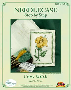 Hardangerpakket Needlecase Cross Stitch - The Stitch Company
