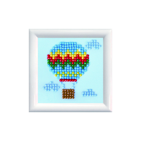 Diamond Dotz Up Up &  Away DD Kit with Frame - Needleart World